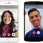 Facebook Messenger app introduces video calling