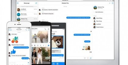 Facebook Messenger for Web