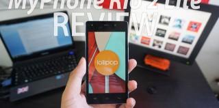 MyPhone Rio 2 Lite Review