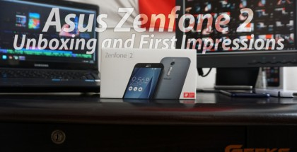 Asus Zenfone 2 Unboxing and First Impressions-1