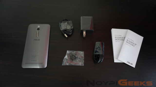 Asus Zenfone 2 Unboxing and First Impressions-11