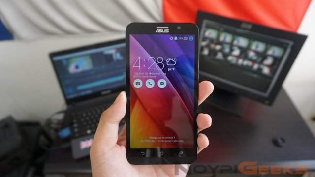 Asus Zenfone 2 Unboxing and First Impressions-21