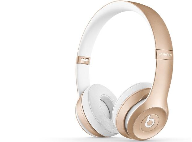 Beats Solo 2 Wireless gold