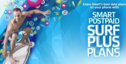 Smart Surf Plus Plans postpaid