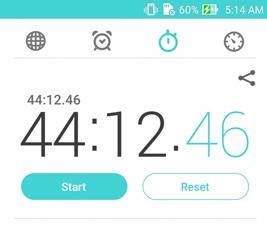 Z2 clock app