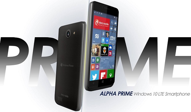 Cherry Mobile Alpha Prime