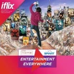 PLDT-Smart launches iFlix in the Philippines