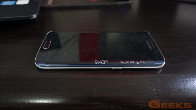 Galaxy S6 Edge demo