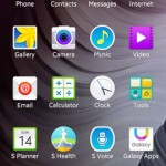 Galaxy S6 Edge Touchwiz Android skin