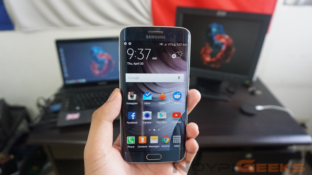Samsung Galaxy S6 Edge Review - NoypiGeeks.com
