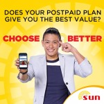 Sun beats Globe with their new Postpaid Plans and Prepaid promos