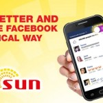 Sun Launches Free Facebook Offer