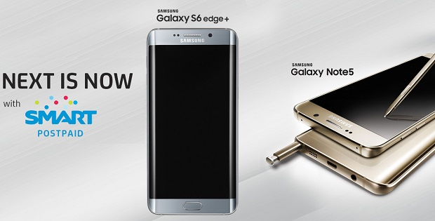 Smart Philippines Galaxy Note 5 S6 Edge Plus