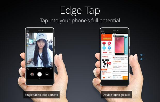 Edge Tap