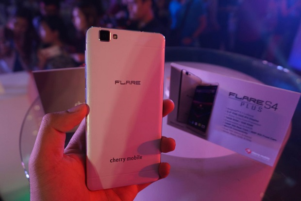 Cherry mobile flare s4 plus features 5 5 inch 1080p display 3gb ram