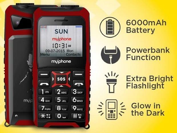 MyPhone My112