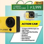 Cherry Mobile unveils Cherry Action Cam
