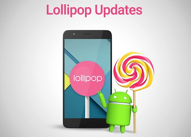 Cherry Mobile devices with Lollipop Updates