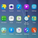 TouchWiz Note 5