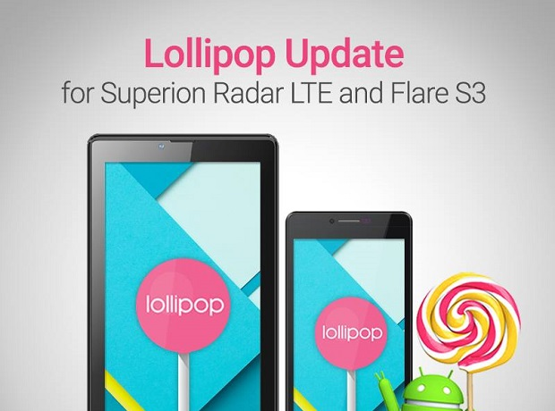 Cherry Mobile Superion Radar LTE Android Lollipop Update (1)