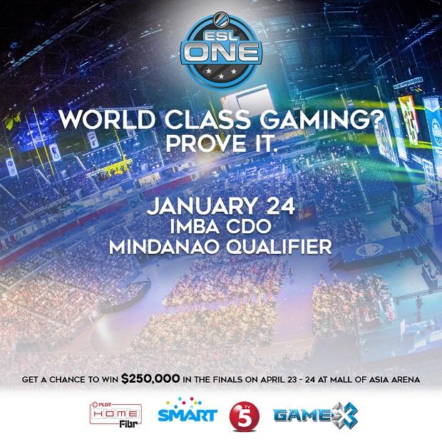 ESL One Manila - Mindanao Qualifiers