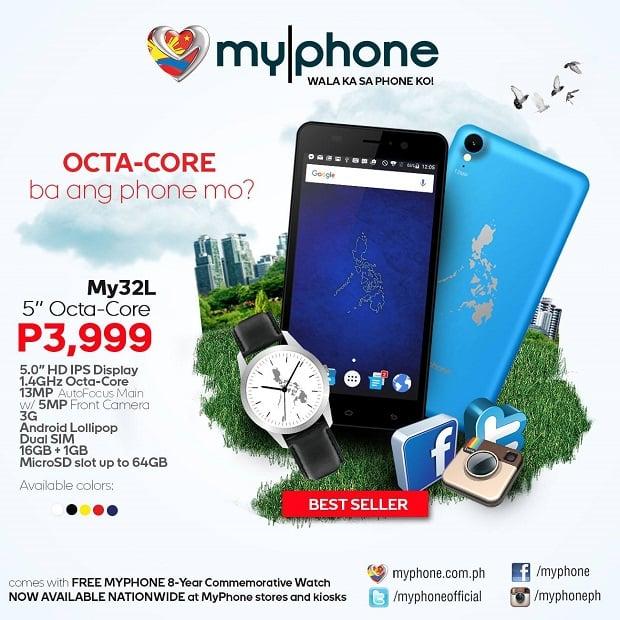 MyPhone My32L (2)
