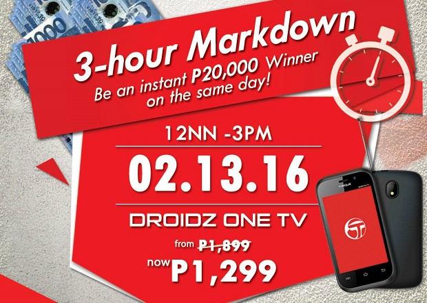 Torque Droidz One TV promo (1)