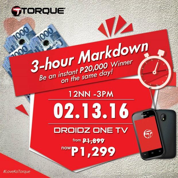 Torque Droidz One TV promo (2)