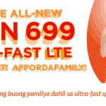 PLDT Ultera Fun Plan now only Php699 per month with speed of up to 3Mbps