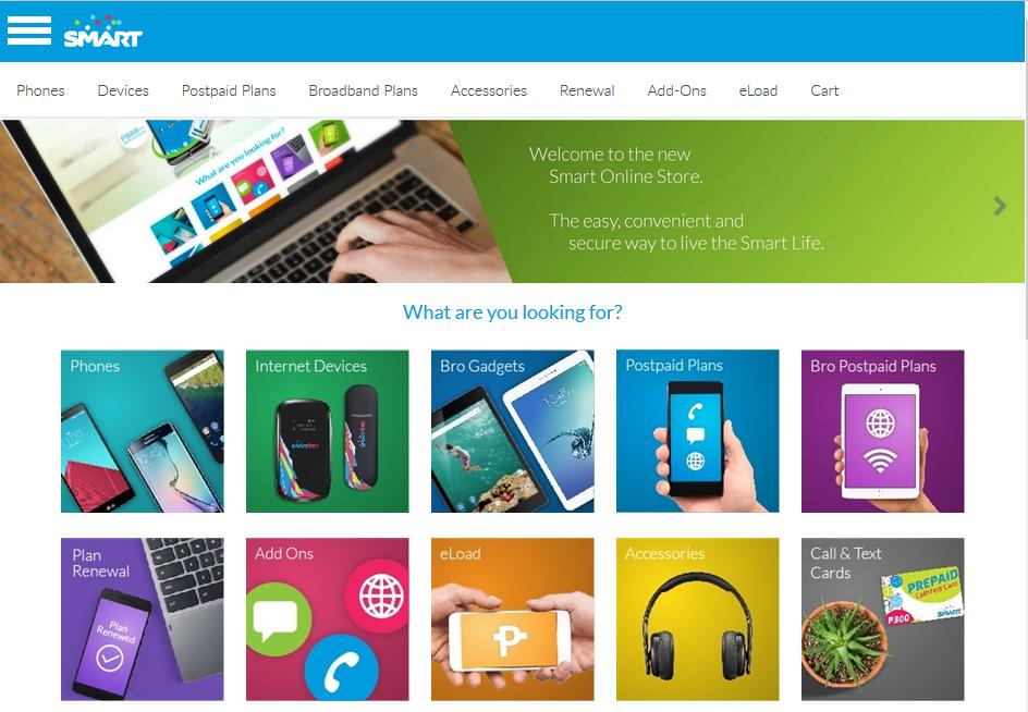 Smart-Online-Store