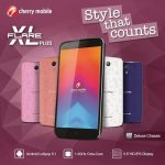 Cherry Mobile Flare XL Plus: 5.5-inch HD Screen, Octa-core CPU, 2GB RAM for only Php3,999