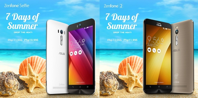 7 Days of Summer - ZenFone Selfie and Zenfone 2 - NoypiGeeks