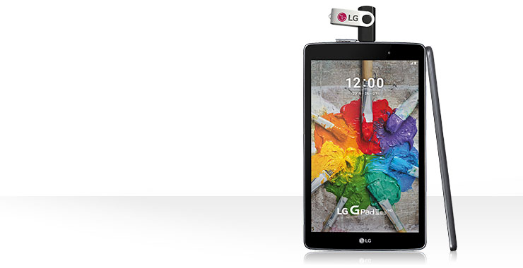 LG G Pad III 80 Launched With Android Marshmallow Octa