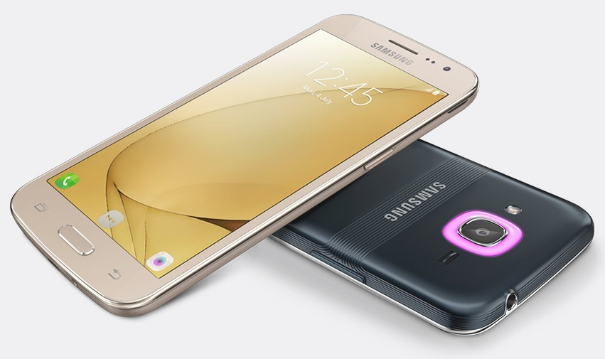 samsung galaxy j2 2016 announced  es with smart glow