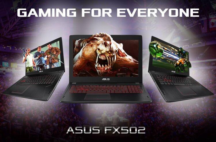 Kết quả hình ảnh cho ASUS FX502VM Gaming Laptop Review