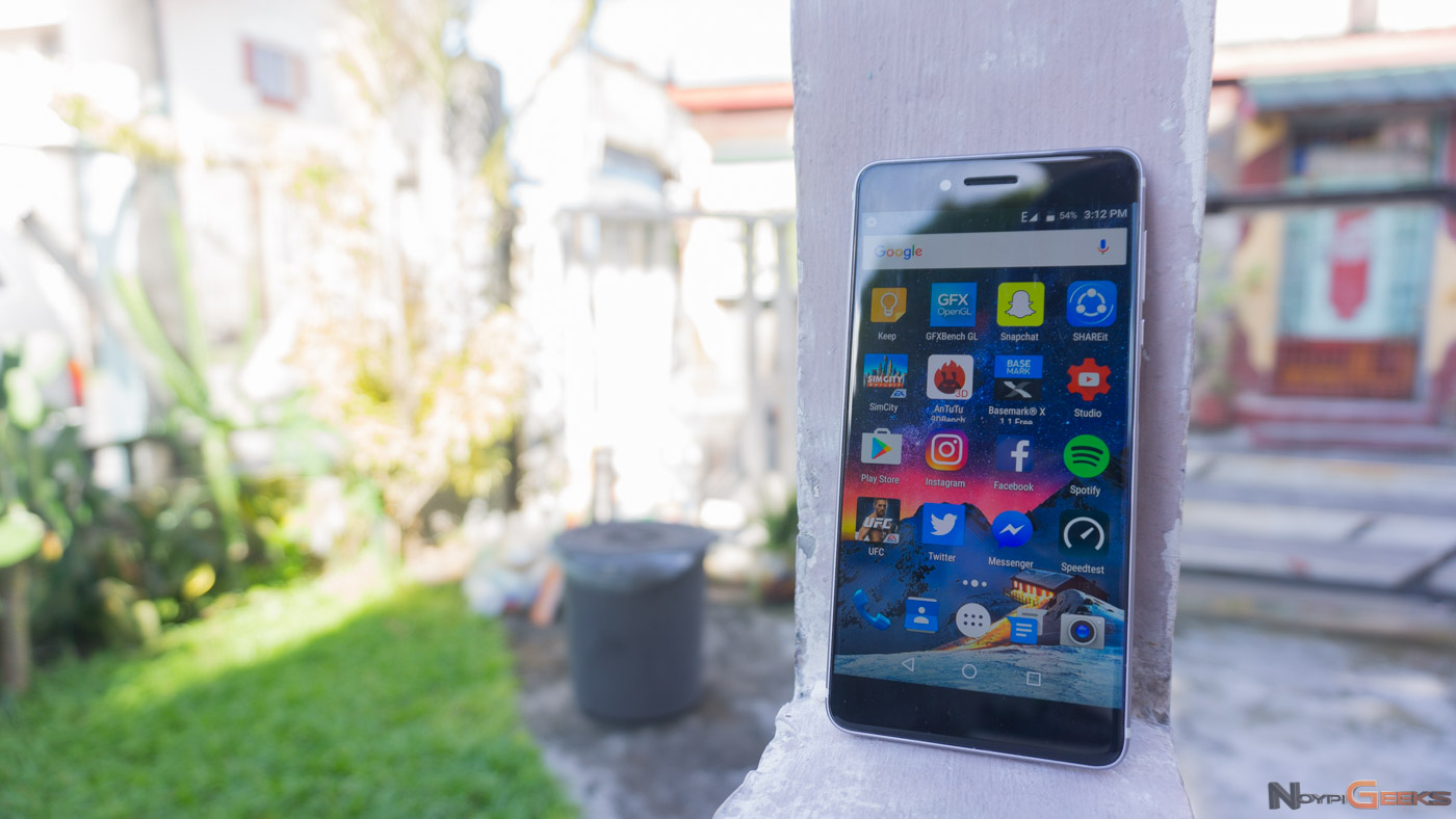 Cherry Mobile Flare Review, Specs, Features - NoypiGeeks