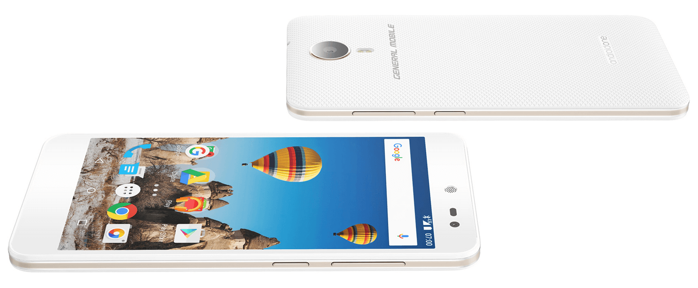GM 5 Android One
