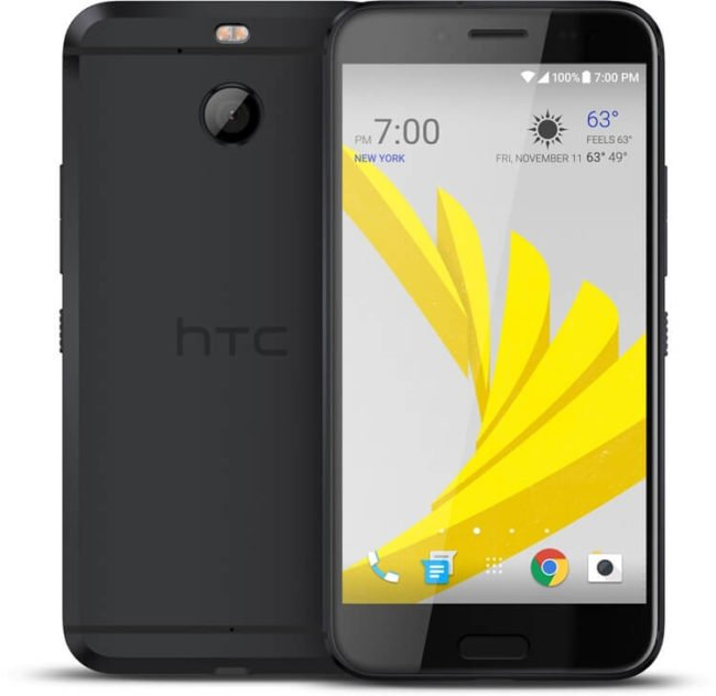 HTC Bolt: Quad HD Display, Snapdragon 810 CPU, and Android Nougat