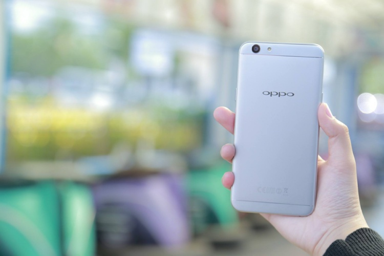 New OPPO F1s with 4GB RAM and 64GB storage