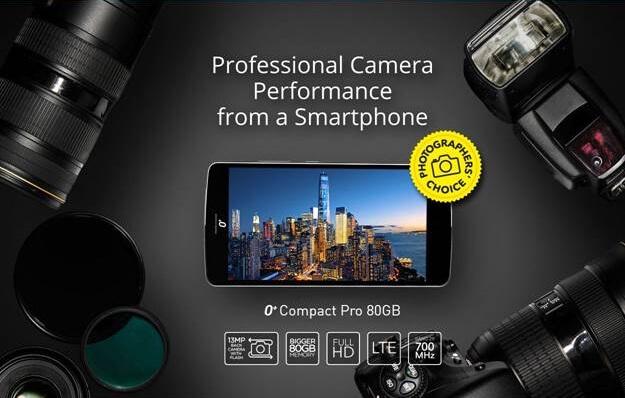 O+ Compact Pro