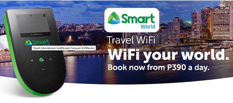 Smart Travel WiFi