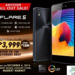 Deal Alert: Cherry Mobile Flare 5 for only Php3,999 (Save Php1,500!)