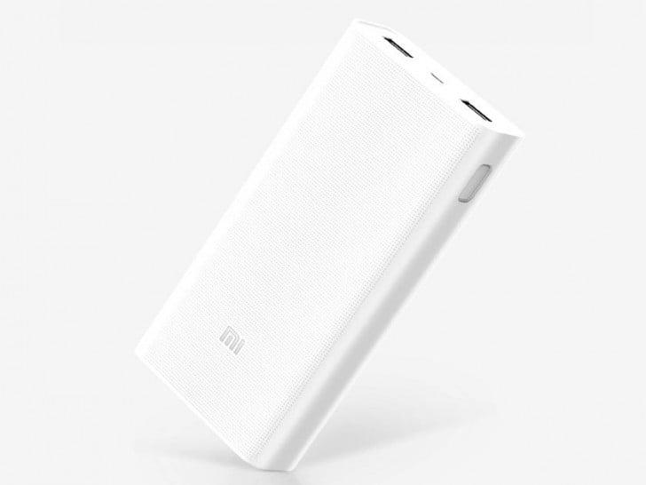 New Xiaomi Mi Powerbank 20000mAh