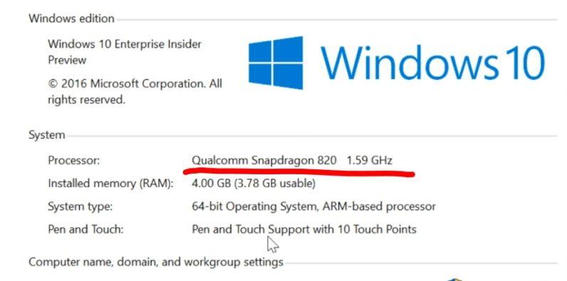 Real desktop apps will soon run on Windows 10 smartphones