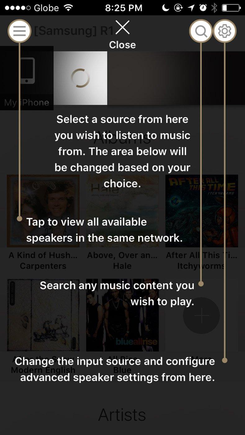 Samsung Wireless Audio 360 R1 Review: Round and round