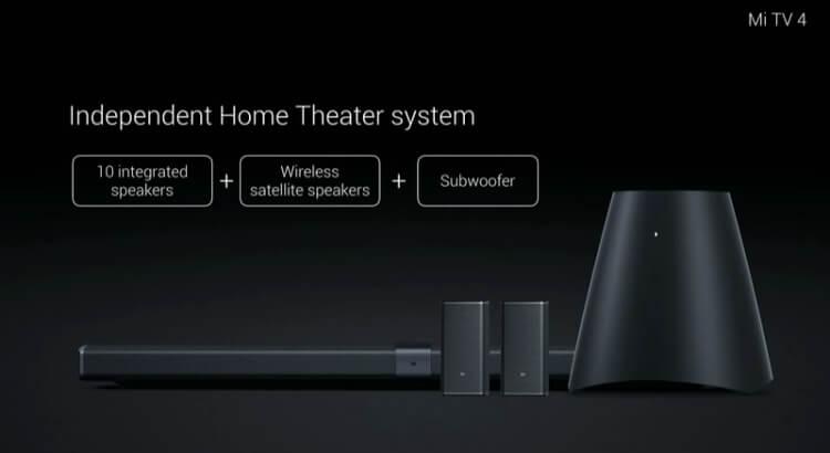 Xiaomi Mi Tv 4 Ultra Thin 4 9mm Body And Ai Technology