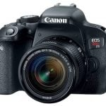 Canon releases new cameras, T7i, 77D and EOS M6