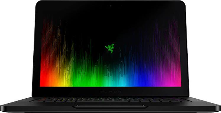 Razer Blade laptop upgraded with Kaby Lake CPU
