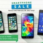 Score a great phone with Smart's Clearance Sale