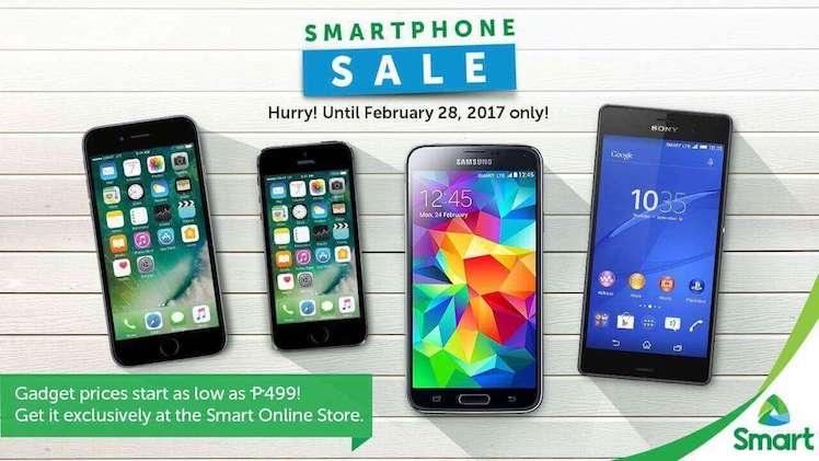 Smart Clearance Smartphone Sale
